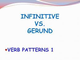 verb pattern hesitate infinitive vs gerund verb patterns ppt video online download
