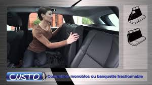 housse siege c3 housse de sièges auto custo auto