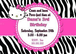 free printable zebra birthday party invitations hello kitty birthday party invitations hello kitty free printable