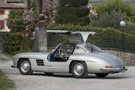 family has owned this mercedes benz gullwing since 1955
