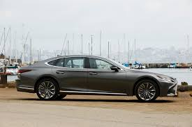 2017 lexus ls luxury sedan 2018 lexus ls first drive review automobile magazine