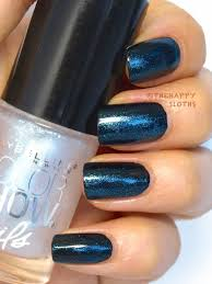color show veils nail polish in