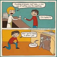 Plumbing Meme - plumbing cartoon