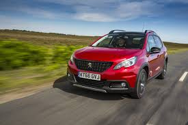 peugeot lease deals the impressive peugeot 2008 is revealed