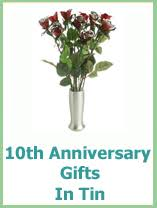 ten year anniversary ideas gorgeous 10th anniversary gifts ideas to ask your husband for