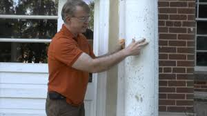 how to take exterior paint sample for color analysis youtube