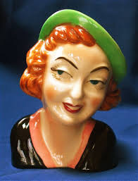 Napco Lady Head Vase Ladies Of The House Ak A Short History Of Lady Head Vases