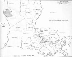 Maps Of Louisiana Desoto Parish Map Records