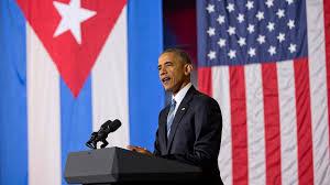 Barack Obama Flag President Barack Obama And Family Visit Cuba Abc7news Com