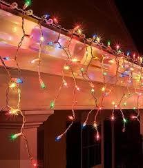 Red And White Christmas Lights Christmas Icicle Lights Shop For Your Holiday Lights U0026 Decor Now