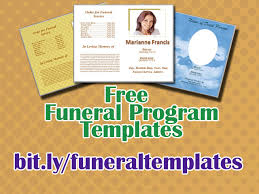 downloadable funeral program templates 29 images of funeral church program template microsoft word