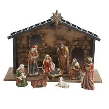 home interiors traditions nativity collection house design plans