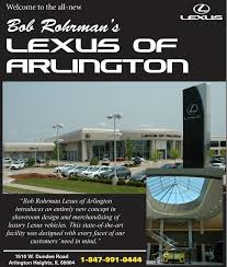 lexus dealership usa about lexus of arlington arlington heights il car dealer