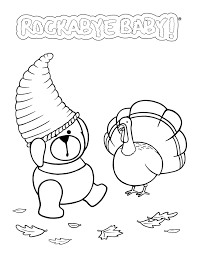 november coloring page getcoloringpages com