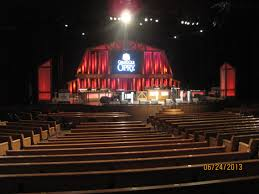 Grand Ole Opry Seating Map A Busy Tour Day In Nashville Tn Dave U0026 Diane Throwing Caution To