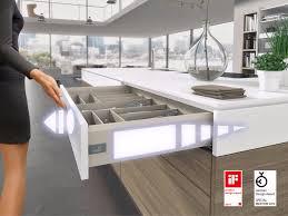 drawer system arcitech by hettich