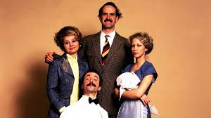 bbc two fawlty towers series 1