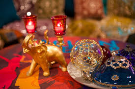 indian themed dinner party decorations home party theme ideas