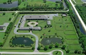 Horse Barn Builders In Florida Luxury Equestrian Estate In Wellington Florida Two Swans
