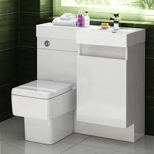 basin u0026 toilet vanity unit combination square bathroom suite sink