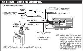 msd digital 6al wiring diagram wiring diagrams