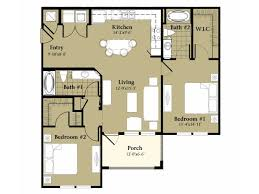 2 bed 2 bath apartment in orlando fl sanctuary at eagle creek