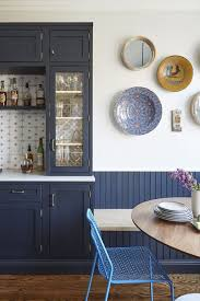 how to paint kitchen cabinets antique blue 40 blue kitchen ideas lovely ways to use blue cabinets and