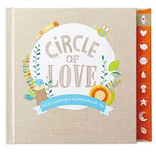 recordable photo album hallmark circle of recordable memory album buybuy baby