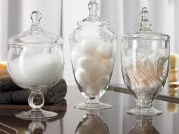 bathroom apothecary jar ideas glass apothecary jars bathroom makitaserviciopanama