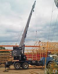 Sold 35 Ton P U0026h T350 For Sale Crane For In Seymour Indiana On