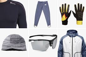 how to layer for winter running gear patrol