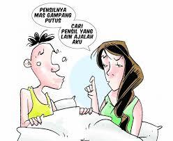 istri hiper makin tua semakin haus suami pun kewalahan