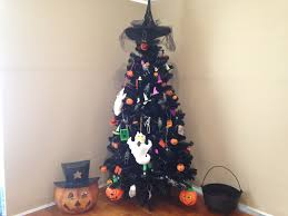 decorated halloween trees halloween decorations with a twist everywhere