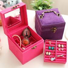 jewelry box necklace organizer images 2018 jewellery storage box casket box 3 layers for jewelry jpg