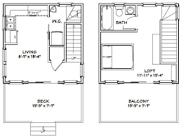 16 x 24 floor plans cabin home pattern 16x16 house 13 trendy inspiration 18 x 24 plans home pattern