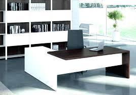 bureau blanc moderne deco bureau design cheap dcoration bureau amnagement ides dco