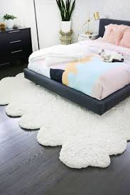 Rugs Only White Fuzzy Area Rug Rugs Pinterest Dorm Room And