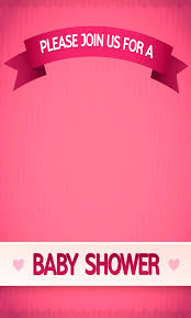 invitation maker app baby shower invitation maker android apps on play