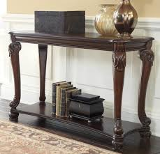 Ideas For Sofa Tables Narrow Sofa Table Ashley Home Decor