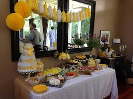 our bumble bee themed gender reveal party megan u0027s island