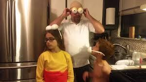 Simpsons Family Halloween Costumes by The Jays Family Simpsons Costume Progress Youtube