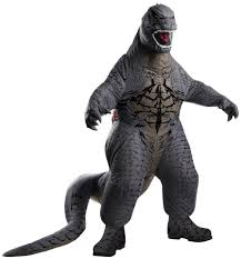 halloween costumes skylanders godzilla boys inflatable halloween costume child one size toys