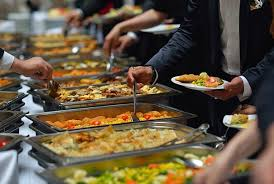 Buffet Dinner Ideas by 8 Cheap Wedding Reception Menu Ideas During This Recession Period