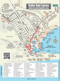 Map Of St Louis Area Cabo San Lucas Map Los Cabos Guide