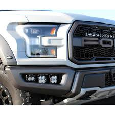 baja designs 447564 f 150 fog light kit sportsmen 2017 2018 raptor
