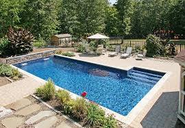 backyard pool landscaping swimming pool designs and landscaping catherine m johnson homes