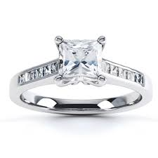 most popular engagement rings engagement rings with a diamond band