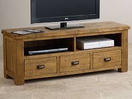 oak livingroom furniture ripley rough sawn solid oak wide tv unit living room furniture