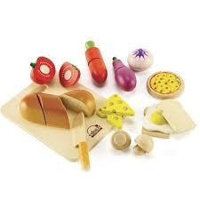 cuisine jouets jouet en bois kit aliments cuisine bois