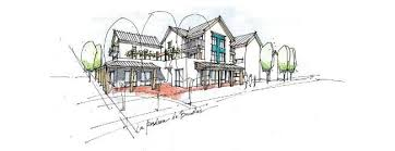 architecture sketch color decorating ideas houseofphy com
